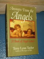 Answers from the Angels A Book of Angel Letters by Terry L. Taylor 091581143x