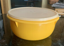 Tupperware Mixing Bowl Fix N Mix Storage Container Vintage