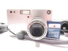 Pentax OptioS 3.2MP Digital Camera - silver