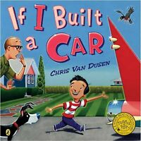 If I Built a Car, Paperback by Van Dusen, Chris, Like New Used, Free P&P in t...