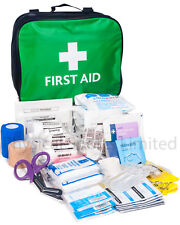 Gym First Aid Kit in Green Incident Bag