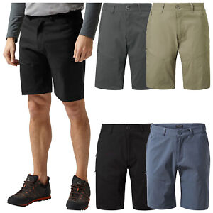 Craghoppers Mens Kiwi Pro Stretch Fit Shorts Lightweight Casual Outdoors Pant