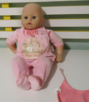 Baby Annabell ZAPF DOLL TALKING (WELL BABBLING) 792810
