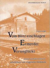 Schriftenreihe Erzgebirgische Heimat:Vom Blitz erschlagen,... II. Folge