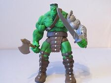Marvel Legends King Hulk from Fin Fang Foom BAF series 8in. Action Figure