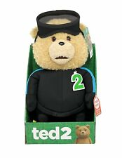 """Ted 2 11"""" Talking Plush Ted In Scuba Gear (Rated R)"""