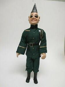 "22"" TUNNELER DOLL Puppet Master / ARTIST SIGNED Figure / Hand Painted Movie Toy"