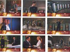 Iron Man 3 - 60 Card Base Set, 60 Card Bronze Parallel Set & 2 Costume Cards