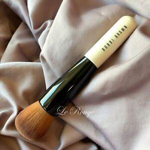 Bobbi Brown Full Coverage Face Brush foundation powder brand new soft