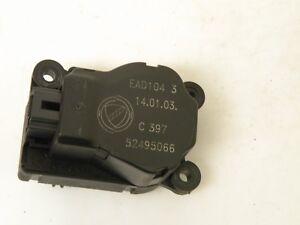 ALFA ROMEO 147 2003 LHD 1.9JTD HEATER BLOWER FLAP MOTOR ACTUATOR 52495066