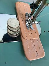 INDUSTRIAL STRENGTH HEAVY DUTY VINTAGE SEWING MACHINE JAPAN -SEW LEATHER 1.3 AMP