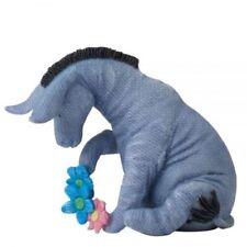 Disney Classic Pooh Eeyore Sitting Figurine Gift Boxed A27403