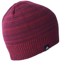 Adidas Women Beanie Training Classic Reversible Hat Running BR9999 Headwear New