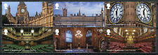 GB Architecture Stamps 2020 MNH Palace of Westminster Big Ben 6v Set in 2 Strips