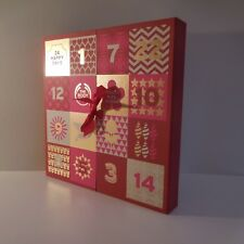 THE BODY SHOP 24 HAPPY DAYS DELUXE ADVENT CALENDAR 2016 UK
