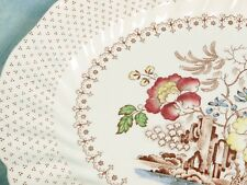 """Royal Doulton GRANTHAM 13 1/4""""Oval Serving Platter 1934-64 VINTAGE"""