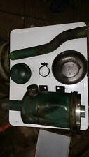 1957 Oliver 880 air cleaner assembly, complete!