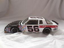ERNIE IRVAN #56 DALE EARNHARDT CHEVROLET 1987 MONTE CARLO 1:24 DIECAST RACE CAR