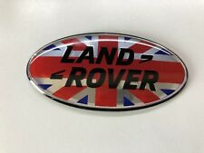 Stemma Borchia Ovale Land rover X Range Rover Evoque/Sport Bandiera Inghilterra