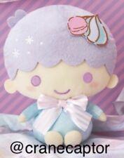 NEW Japan Sanrio Little Twin Stars Lala Pastel Macaron Mascot Plush Toreba Kiki