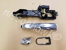 NEW OEM KIA 2011-2013 SORENTO LEFT FRONT HANDLE KIT (HANDLE, BASE, COVER, PAD)