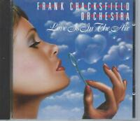 CD ALBUM - FRANK CHACKSFIELD ORCHESTRA - LOVE IS IN THE AIR - BIG BAND