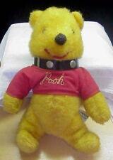 Vintage Winnie the Pooh Walt Disney Gund J. Swedlin Plush Toy Doll c1950's USA