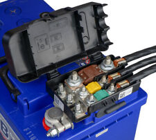 Positive Battery terminal with Power Distribution Fuse Box