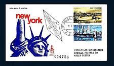 SAN MARINO - 1973 - New York 1673 e 1973 su FDC Venetia