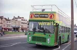 Original Bus negative Badgerline VR JHW114P