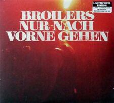 """BROILERS - Nur nach vorne gehen / Vinyl 7"""" (Limited Edition · numbered vinyl)"""