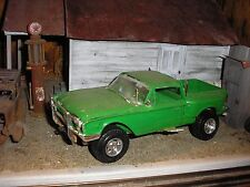 1/24 1/25 Vintage 1960's Ford Starliner 4x4 Lifted Pickup Truck 4 parts restore