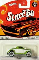 Hot Wheels Since 68 Neet Streeter Green Ford Hot Rods #1/10 Green/White