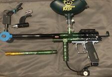 Kingman Spyder Flash paintball gun