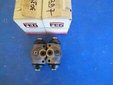2 Cylindres de roue arrière FEG pour Citroën C25, Fiat Ducato, Peugeot J5