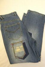 Mens Phat Farm Jeans 92 Classic AmericanFlava Hip Hop 90s 34x33 (actual 34x31)