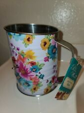 New listing Brand New The Pioneer Woman Flour Sifter Breezy Blossoms—Free Shipping!