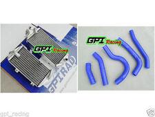Aluminum alloy radiator&Silicone hose Honda CRF250R/CRF 250 R 2014 2015