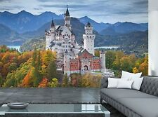 Castle Germany  Wall Mural Photo Wallpaper GIANT DECOR Paper Poster Free Paste