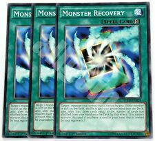 YGLD-ENB29 3x MONSTER RECOVERY (RECUPERA-MOSTRI) Common