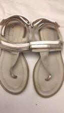 Bikkembergs - Infradito - scarpe da bambina ragazza - colore dorato - N° 34 -