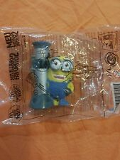 Despicable Me 2 Mcdonalds Happy Meal Latin America Dave 2 Minion Rocket Bazooka