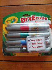 Crayola Dry Erase Markers 8 Count