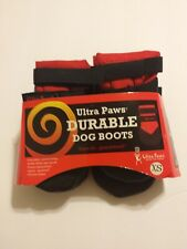 Ultra Paws Durable Dog Boots Size XS Washable Reusable NEW UNOPENED