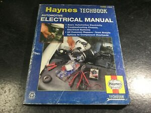 Automotive Electrical Manual Haynes Techbook 12V Wiring Troubleshooting Guide