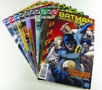 DC BATMAN: LEGENDS OF THE DARK KNIGHT #124 127-132 152-154 Lot VF/NM to NM-