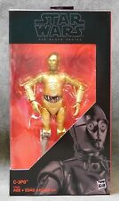 "Star Wars Original Triology 6"" Black Series C-3PO"