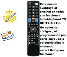 Mando a distancia sustituto tv LG 49UH600V-ZA , 55UH600V-ZA , 65UH600V-ZA