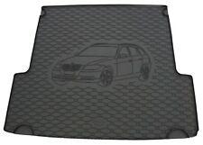 Kofferraumwanne für 3er BMW E91 2004- Laderaumwanne Gummiwanne Motiv Matte Wanne
