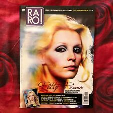 RARO! 244 Magazine about discography ps PATTY PRAVO Madrugada Boston Dorellik
